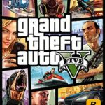 GTA V Game Grand Theft Auto V : not play, not the gamer