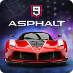 "The world-class ""Asphalt 9: Legends "" – best racing game"